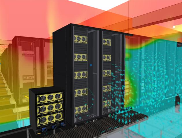 Heatload Server Simulator