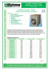 hac415-5-200 load bank