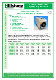HACM240-3KW-30KW