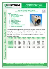 HACM415-3KW-30KW