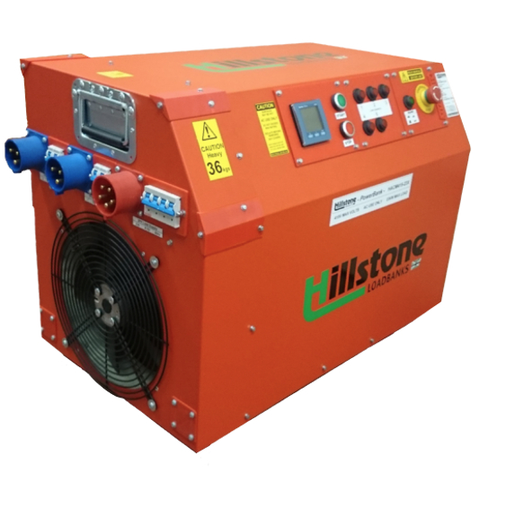 Portable - 30kW HAC Load Banks