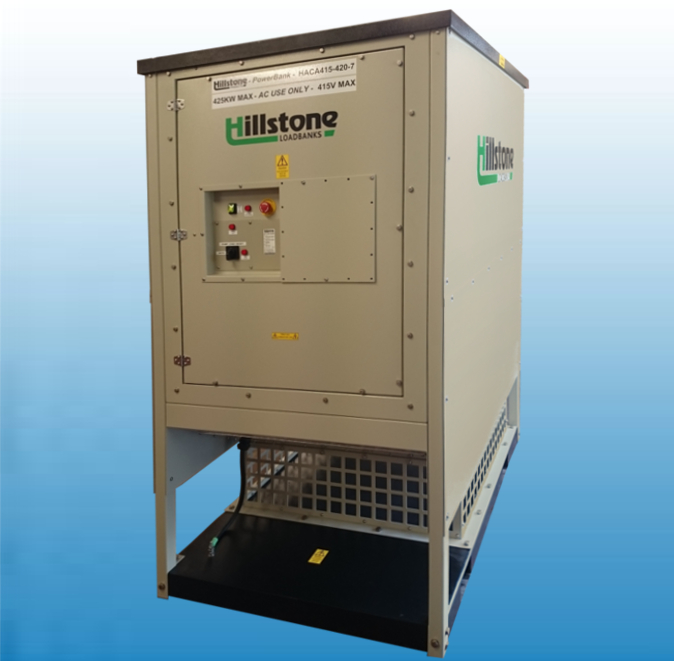 Vertical - 600kW HACV Load Banks