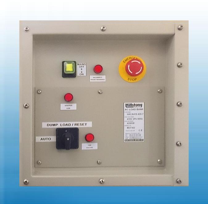 HACA Control Panel