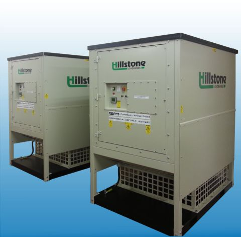 Vertical - HACV Load Banks