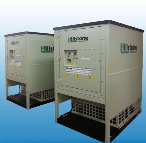 600 kW loadbanks